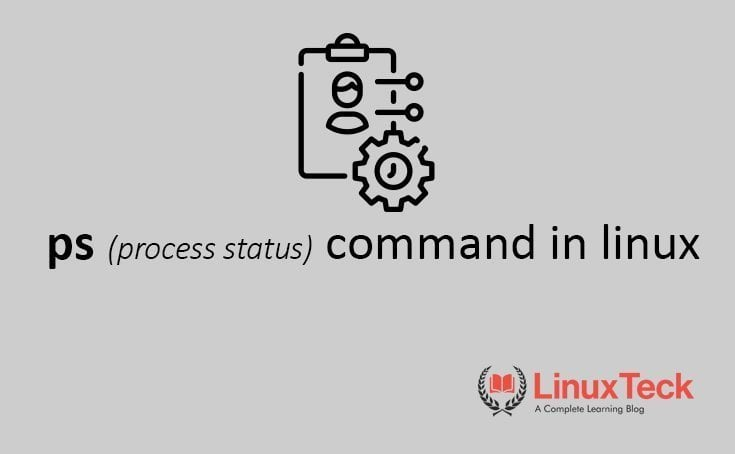 ps command in linux with options