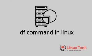 df command in linux with examples