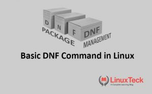 dnf-command-in-linux-centos8